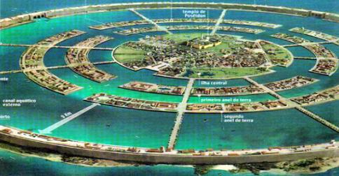 Atlantida e a historia da humanidade