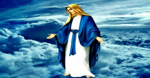 Mensagem canalizada da Divina Mãe Maria