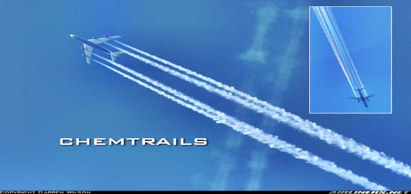 Chemtrails – Trilha química – o perigo está controlado