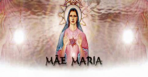 Mensagem da mãe Maria após meditação coletiva