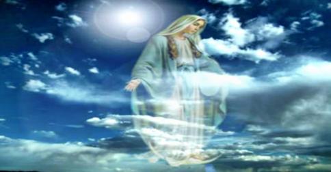 O apelo da Mãe Maria
