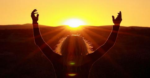 Uma nova onda mágica de Luz varre o planeta Terra