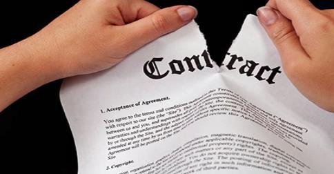 """Você sabe o que é um """"contrato"""" e como são usados?"""
