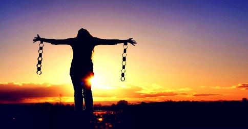 Vocês precisam se libertar das crenças que ainda vos aprisiona