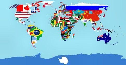 Corpos de dor de países e raças