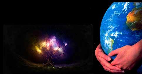 A maioria da Humanidade esqueceu que Gaia é um Ser vivo