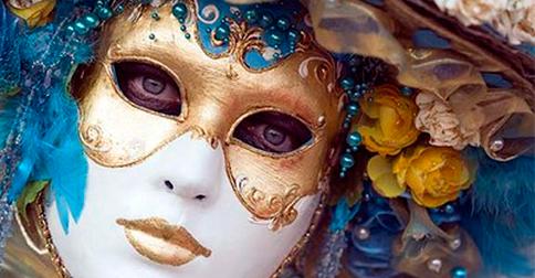 "A ""máscara"" é um fingir ser"