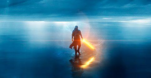 O sentinela - o guerreiro da Luz