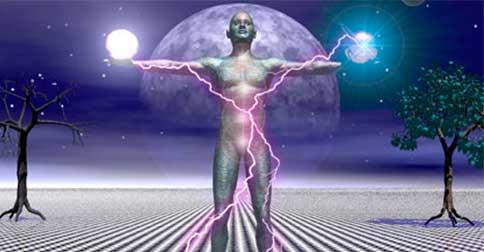 Vocês criarão o novo holograma para um novo planeta