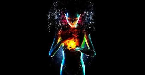 Vocês são SIM poderosas Mentes Criadoras