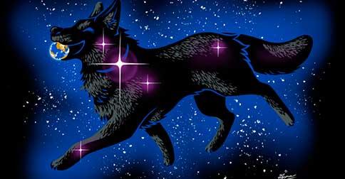 A relação entre nós e Sirius