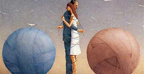 Laços Cármicos - cordões energéticos - é hora de liberá-los