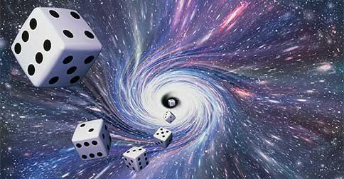 Não existe acaso no universo