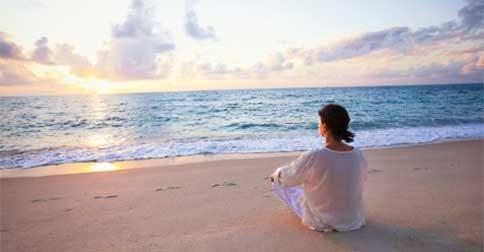 Os benefícios da quietude interior