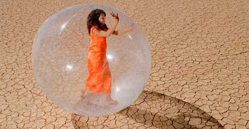 É preciso se libertarem dessa bolha de proteção