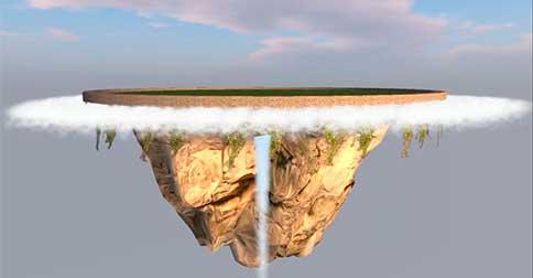A plataforma da ascensão, está de fato instalada em Gaia