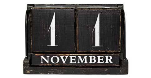 Hoje, dia 11 de novembro inicia um longo portal - Santíssima Trindade
