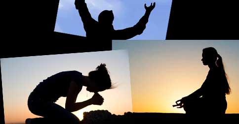 Meditação, oração e reza - Qual é mais eficiente?