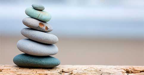 Reconquiste seu equilíbrio