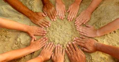É tempo de viver o mundo da igualdade