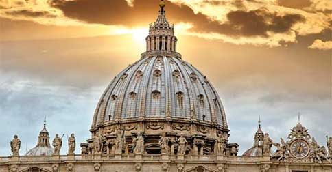Toda a evidência está escondida no Vaticano