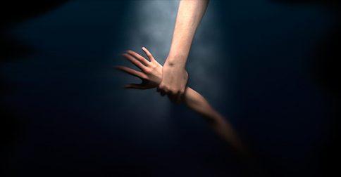 A ilusão não os prende, são vocês que se agarram a ela