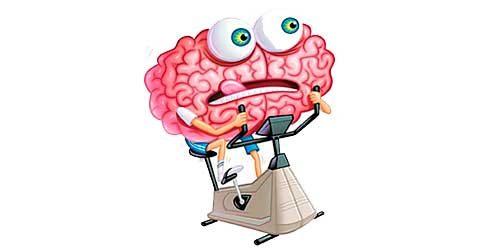 É importante treinarem a sua mente
