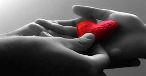 O Amor dá e recebe, Ele nunca toma ou retira