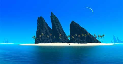 Vocês já não são mais ilhas solitárias, flutuando num mar em silêncio