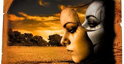 """A hora chegou para tirar a """"máscara"""" e revelar a verdadeira natureza do seu Ser"""