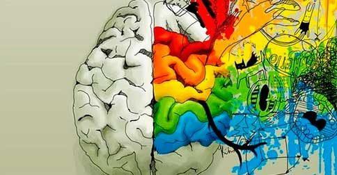 A nossa mente expande e contrai igual à nossa respiração