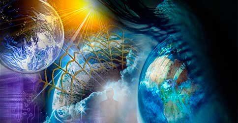 A Terra já existe em uma frequência de quinta dimensão