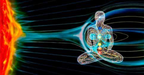 A vibração da energia está aumentando em um ritmo muito rápido