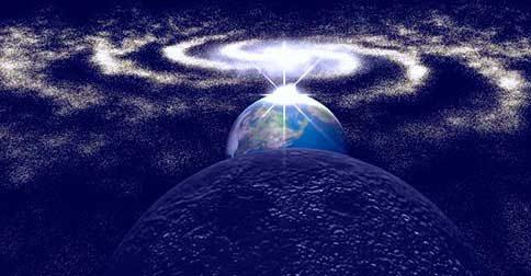As transmissões energéticas de Andrômeda