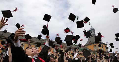 Os preparativos para a Graduação
