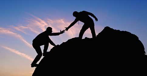 Essa é e sempre foi a nossa função e razão de ser: Ajudar