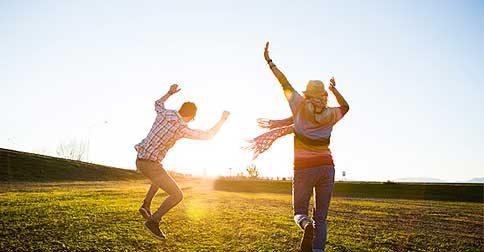 Os Abraham - Aproveitem cada segundo da vossa experiência para serem felizes