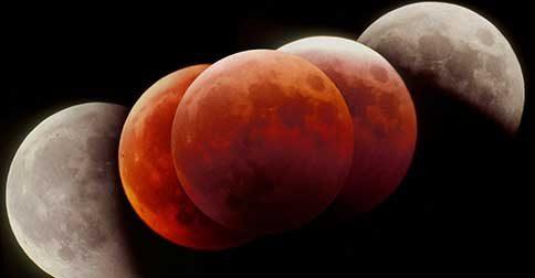 4 de abril 2015 - A Lua de sangue - Outro portal magnifico irá se abrir