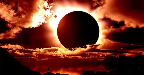 """A """"Lua negra"""" - eclipse solar de 20 de março - informações pertinentes"""