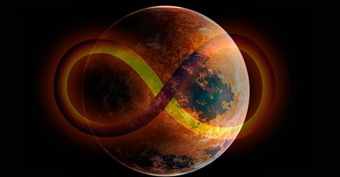 """Há um """"lugar"""" que existem mundos de infinitas possibilidades"""