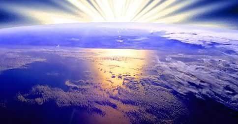 O despertar da rede planetária na superfície