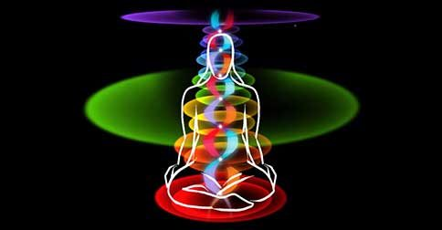 Os 7 chakras estão se alinhando, com a ampliação da frequência turquesa