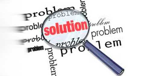 Para cada obstáculo, tem sempre uma solução, esta é a Lei Universal