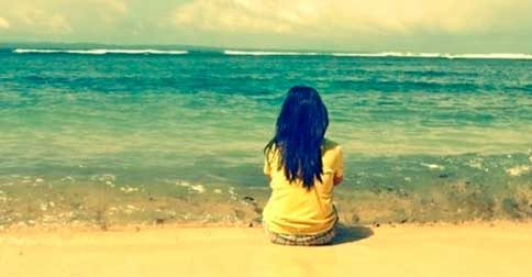 Quando você encontrar a paz dentro de você, encontrará mais paz ao seu redor