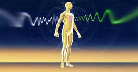 A frequência da vibração é o que define todas as coisas e cada um de nós