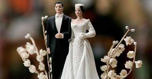 Arcanjo Miguel - O casamento