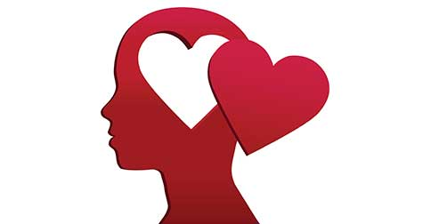 Como posso saber o que é da minha mente e o que é do meu coração?