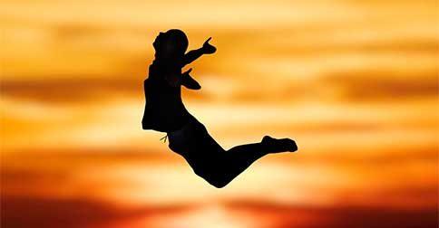 Dê um salto de fé