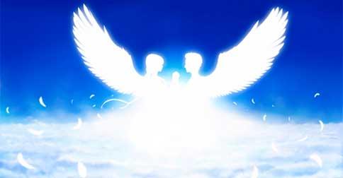 Os Anjos que estão vivendo experiências humanas