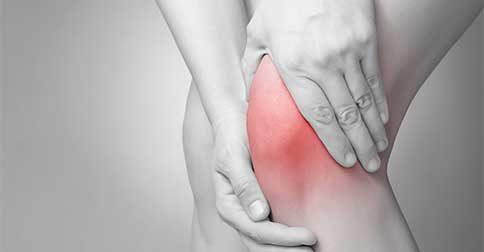 Os joelhos são o centro nevrálgico da flexibilidade humana